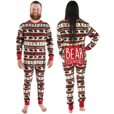 Onesie Bear Essentials