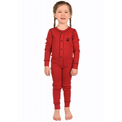 Kinder Onesie Bear Bum