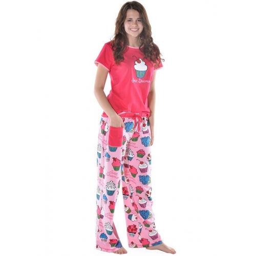 Dames Pyjamaset Fitted Sweet Dreams