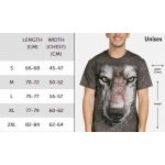 Red Panda Portrait Dieren Shirt