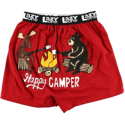 Boxer Happy Camper