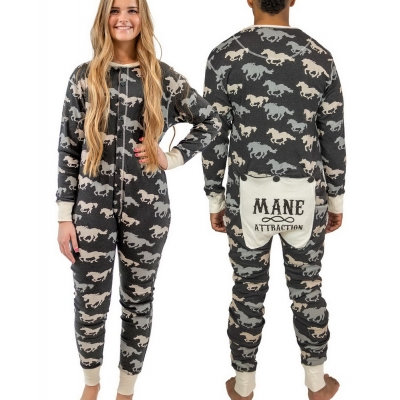Onesie Mane Attraction