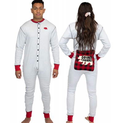 Onesie Grey Bear