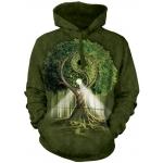Yin Yang Tree Hoodie