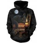 The Witching Hour Fantasy Hoodie