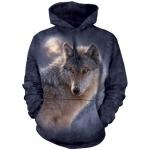 Adventure Wolf Wolven Hoodie