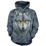 Warrior Wolf Hoodie