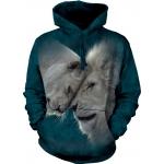White Lions Love Leeuwen Hoodie