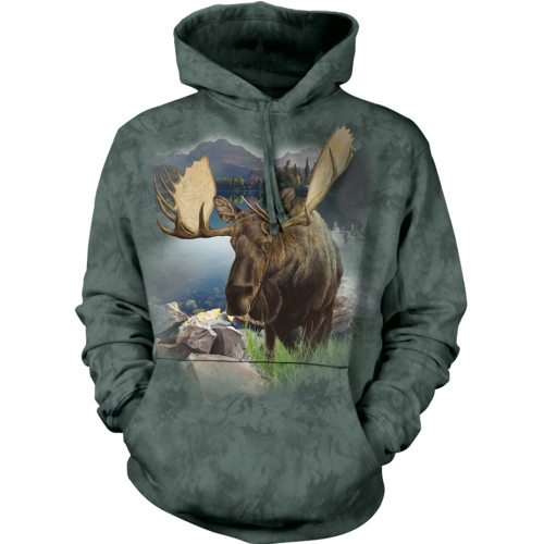 Monarch of the Forest Dieren Hoodie