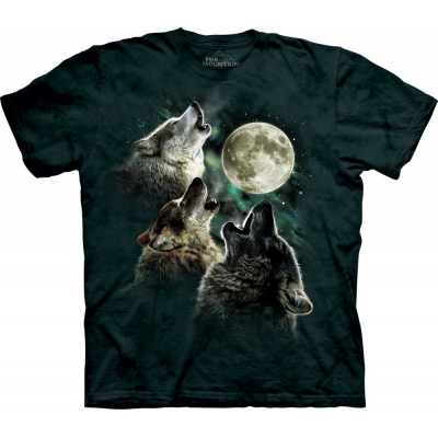 Three Wolf Moon Kindershirt