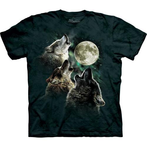 Three Wolf Moon Kindershirt