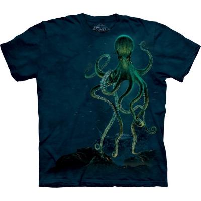 Octopus Dieren Kindershirt