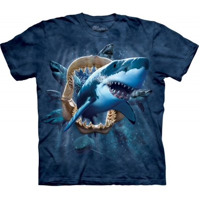 Shark Attack Kindershirt