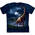 Brachiosaur Kindershirt