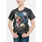 Lightning Rex Kindershirt