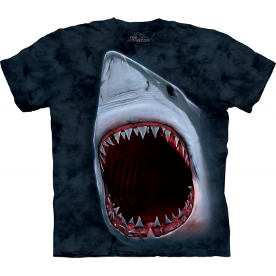 Shark Bite Dieren Kindershirt