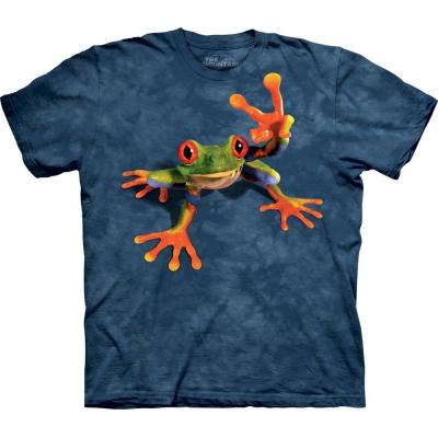 Victory Frog Dieren Kindershirt