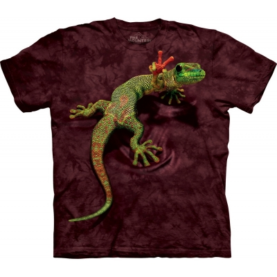 Peace Out Gecko Dieren Kindershirt