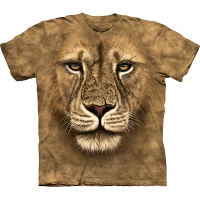 Lion Warrior Leeuw Kindershirt