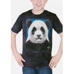Panda Head Dieren Kindershirt
