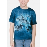 Stingray Dieren Shirt Kind
