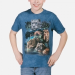 Big Cats Jungle Dieren Shirt