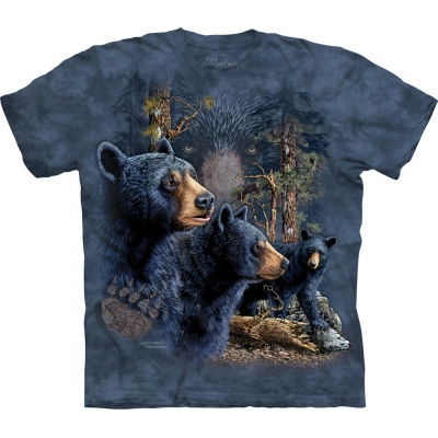 Find 13 Black Bear Kindershirt