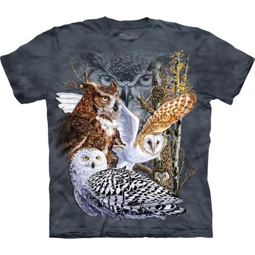 Find 11 Owls Kindershirt
