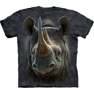 Black Rhino Dieren Kindershirt