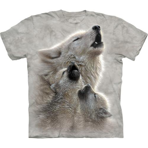 Singing Lessons Wolf Kindershirt