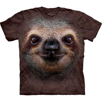 Sloth Face Luiaard Kindershirt