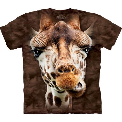 Giraffe Dieren Kindershirt