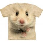 Hamster Face Dieren Kindershirt
