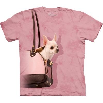 Handbag Chihuahua Honden Kindershirts