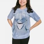 Dolphin Face Kindershirt
