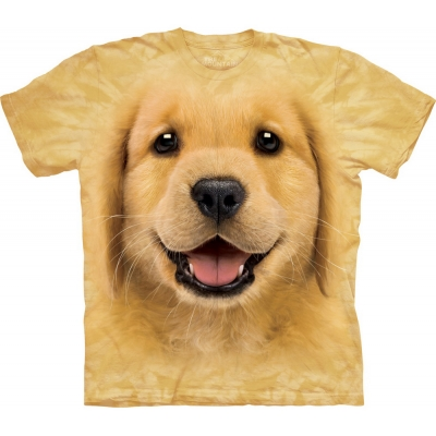 Golden Retriever Puppy Honden Kindershirt