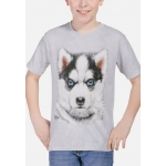 Siberian Husky Puppy Honden Kindershirt
