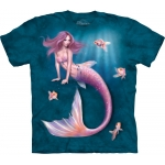 Mermaid Fantasy Kindershirt