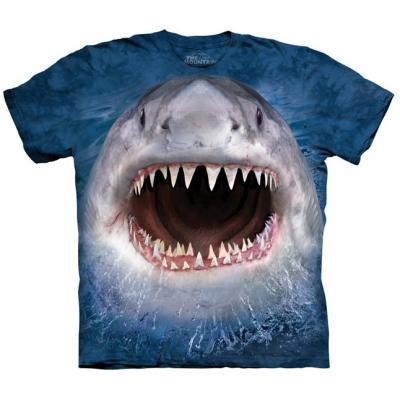 Wicked Nasty Shark Kindershirt
