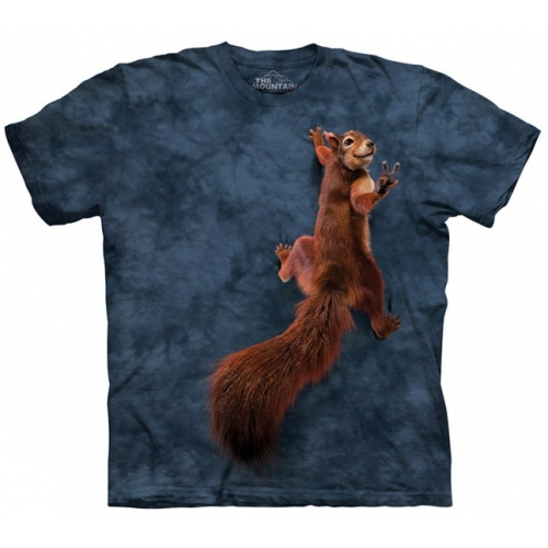 Peace Squirrel Kindershirt