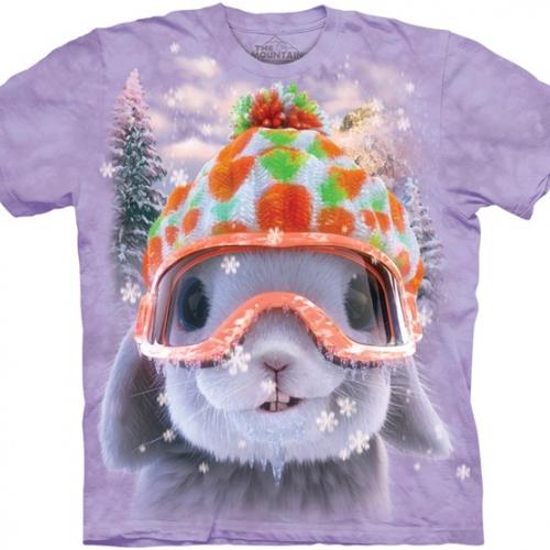 Snow Bunny Kindershirt