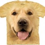 Big Face Golden Kindershirt