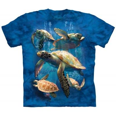 Sea Turtle Family Kindershirt