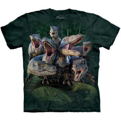 Raptor Gang Kindershirt