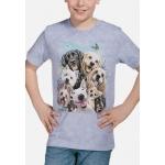 Dogs Selfie Kindershirt