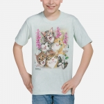 Kittens Selfie Katten Shirt