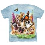 Pet Selfie Kindershirt