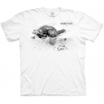 Turtle Hatchling No Plastic Schildpadshirt Kind