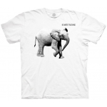 Baby Elephant No Poaching Olifantshirt Kind