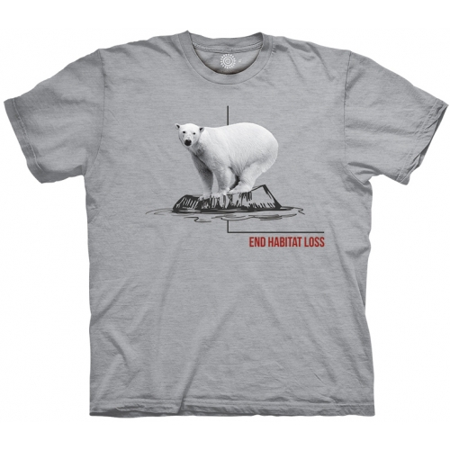 Habitat Polar Bear Kindershirt